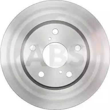 A.B.S. 18012 - Bremžu diski interparts.lv