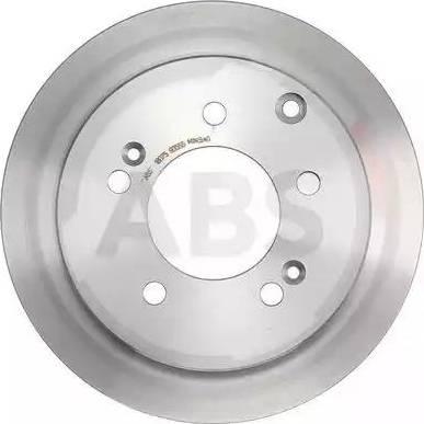 A.B.S. 18075 - Bremžu diski interparts.lv