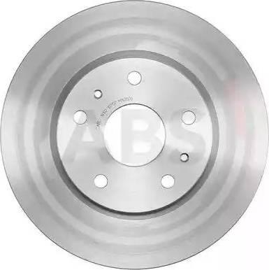 A.B.S. 18102 - Bremžu diski interparts.lv