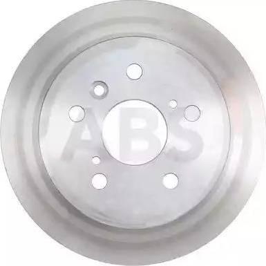 A.B.S. 18111 - Bremžu diski interparts.lv