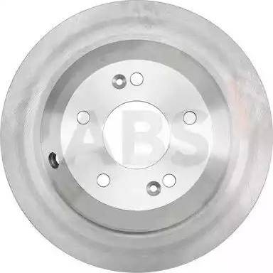 A.B.S. 18126 - Bremžu diski interparts.lv