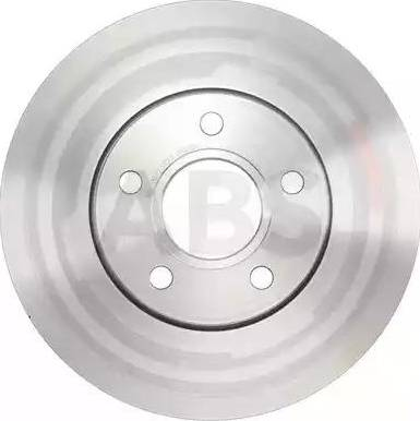 A.B.S. 18272 - Bremžu diski interparts.lv