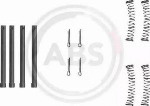 A.B.S. 1210Q - Piederumu komplekts, Disku bremžu uzlikas interparts.lv