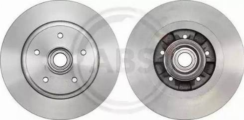 A.B.S. 17981C - Bremžu diski interparts.lv