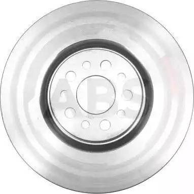 A.B.S. 17445 - Bremžu diski interparts.lv
