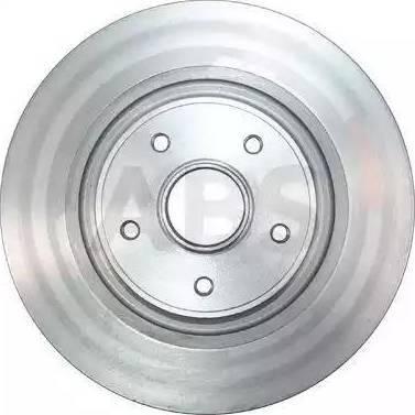 A.B.S. 17451 - Bremžu diski interparts.lv