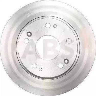 A.B.S. 17465 - Bremžu diski interparts.lv