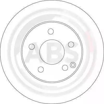 A.B.S. 17400 - Bremžu diski interparts.lv