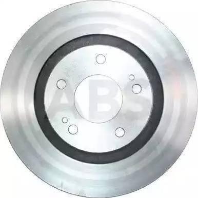 A.B.S. 17433 - Bremžu diski interparts.lv