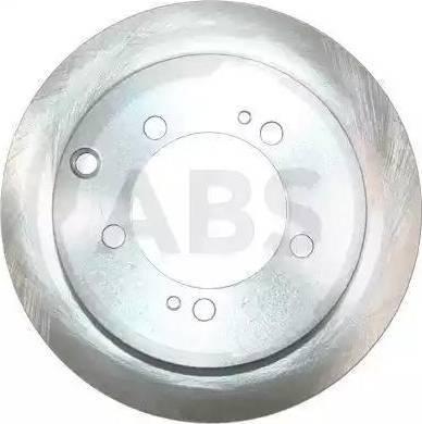 A.B.S. 17432 - Bremžu diski interparts.lv