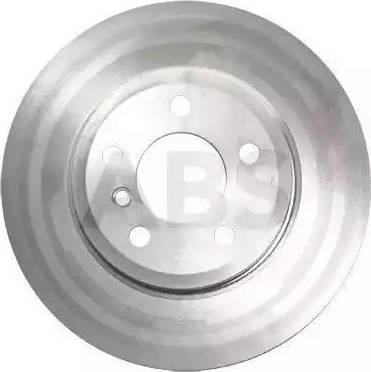 A.B.S. 17597 - Bremžu diski interparts.lv