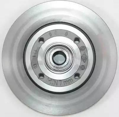 A.B.S. 17542C - Bremžu diski interparts.lv