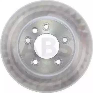 A.B.S. 17501 - Bremžu diski interparts.lv