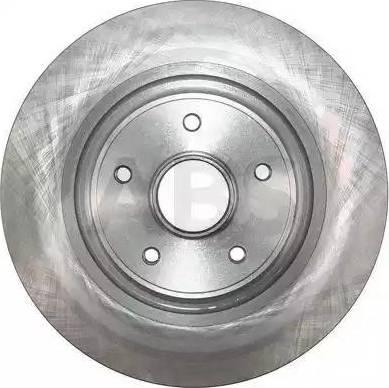 A.B.S. 17507 - Bremžu diski interparts.lv