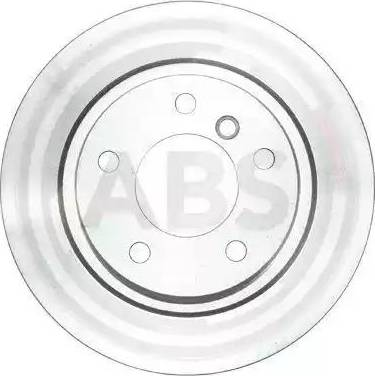 A.B.S. 17649 - Bremžu diski interparts.lv