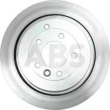 A.B.S. 17666 - Bremžu diski interparts.lv