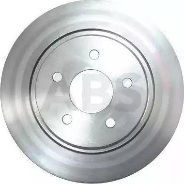 A.B.S. 17605 - Bremžu diski interparts.lv