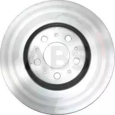 A.B.S. 17634 - Bremžu diski interparts.lv