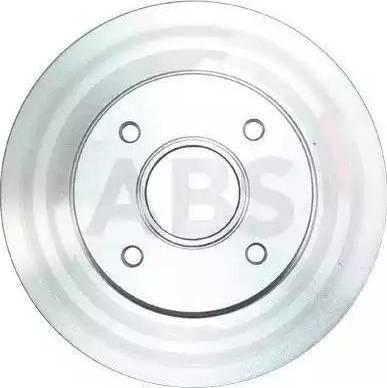 A.B.S. 17631 - Bremžu diski interparts.lv