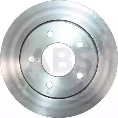 A.B.S. 17638 - Bremžu diski interparts.lv