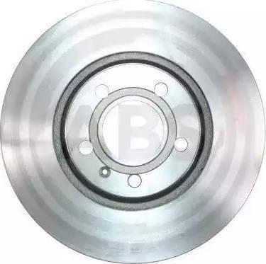 A.B.S. 17625 - Bremžu diski interparts.lv