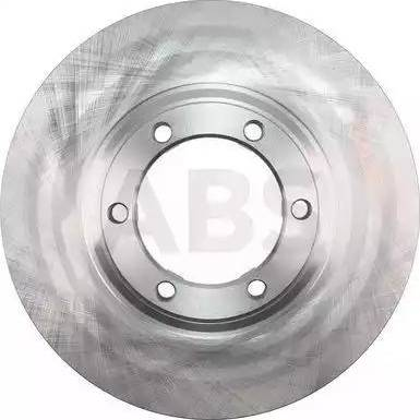 A.B.S. 17001 - Bremžu diski interparts.lv