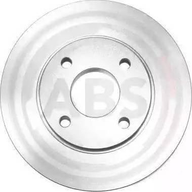 A.B.S. 17007 - Bremžu diski interparts.lv