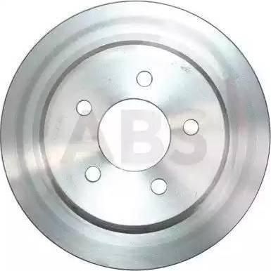 A.B.S. 17034 - Bremžu diski interparts.lv