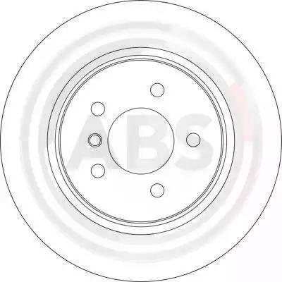 A.B.S. 17026 - Bremžu diski interparts.lv