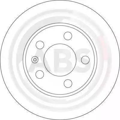A.B.S. 17194 - Bremžu diski interparts.lv