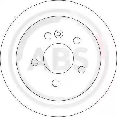 A.B.S. 17108 - Bremžu diski interparts.lv