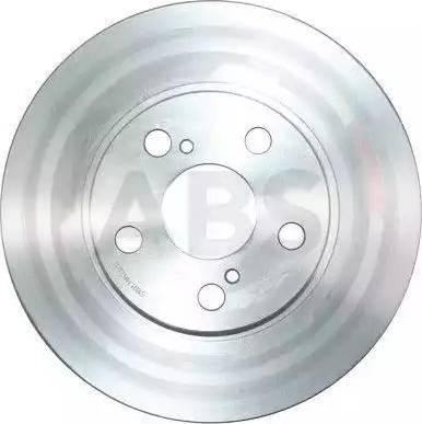 A.B.S. 17180 - Bremžu diski interparts.lv
