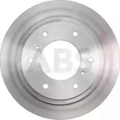 A.B.S. 17130 - Bremžu diski interparts.lv