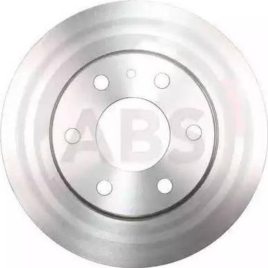 A.B.S. 17849 - Bremžu diski interparts.lv