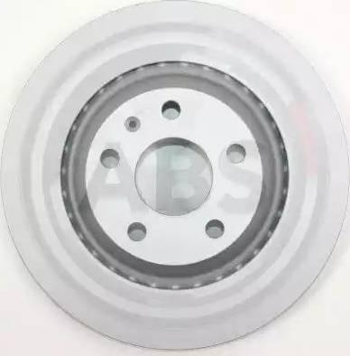 A.B.S. 17861 - Bremžu diski interparts.lv