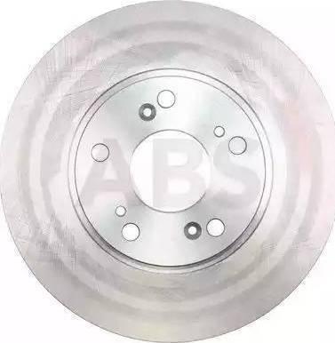 A.B.S. 17386 - Bremžu diski interparts.lv