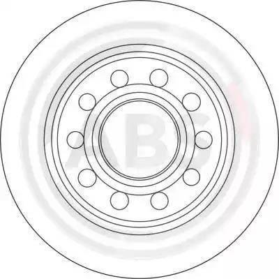 EGT 410585EGT - Bremžu diski interparts.lv