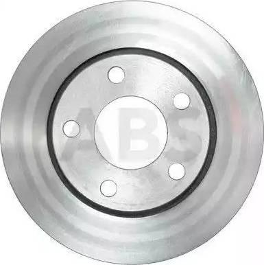 A.B.S. 17221 - Bremžu diski interparts.lv