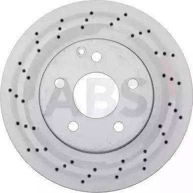 A.B.S. 17755 - Bremžu diski interparts.lv