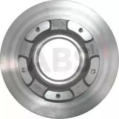 A.B.S. 17786 - Bremžu diski interparts.lv