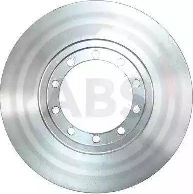 A.B.S. 17787 - Bremžu diski interparts.lv