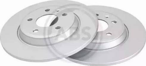 A.B.S. 17778 - Bremžu diski interparts.lv