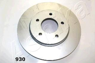 Ashika 60-09-930 - Bremžu diski interparts.lv