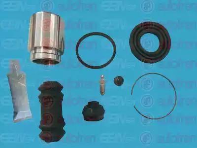 AUTOFREN SEINSA D41604C - Remkomplekts, Bremžu suports interparts.lv
