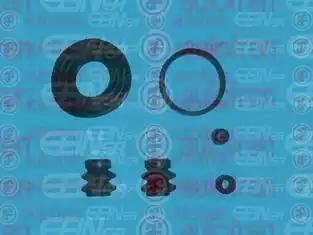 AUTOFREN SEINSA D41812 - Remkomplekts, Bremžu suports interparts.lv