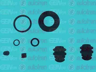 AUTOFREN SEINSA D41888 - Remkomplekts, Bremžu suports interparts.lv
