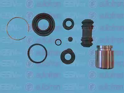 AUTOFREN SEINSA D41753C - Remkomplekts, Bremžu suports interparts.lv
