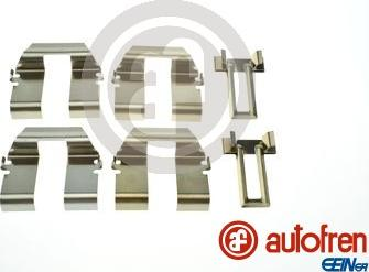 AUTOFREN SEINSA D42960A - Piederumu komplekts, Disku bremžu uzlikas interparts.lv