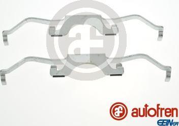 AUTOFREN SEINSA D42961A - Piederumu komplekts, Disku bremžu uzlikas interparts.lv