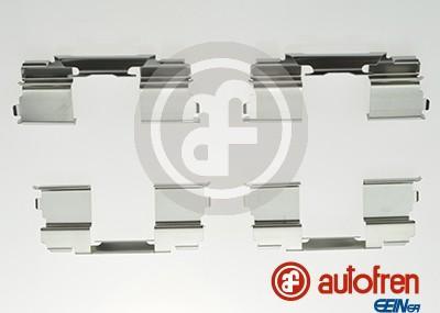 AUTOFREN SEINSA D42467A - Piederumu komplekts, Disku bremžu uzlikas interparts.lv